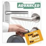 Simons Voss Advanced Audited Transponder Fob Access Kits