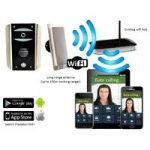WiFi Wireless Video Intercom for SmartPhones